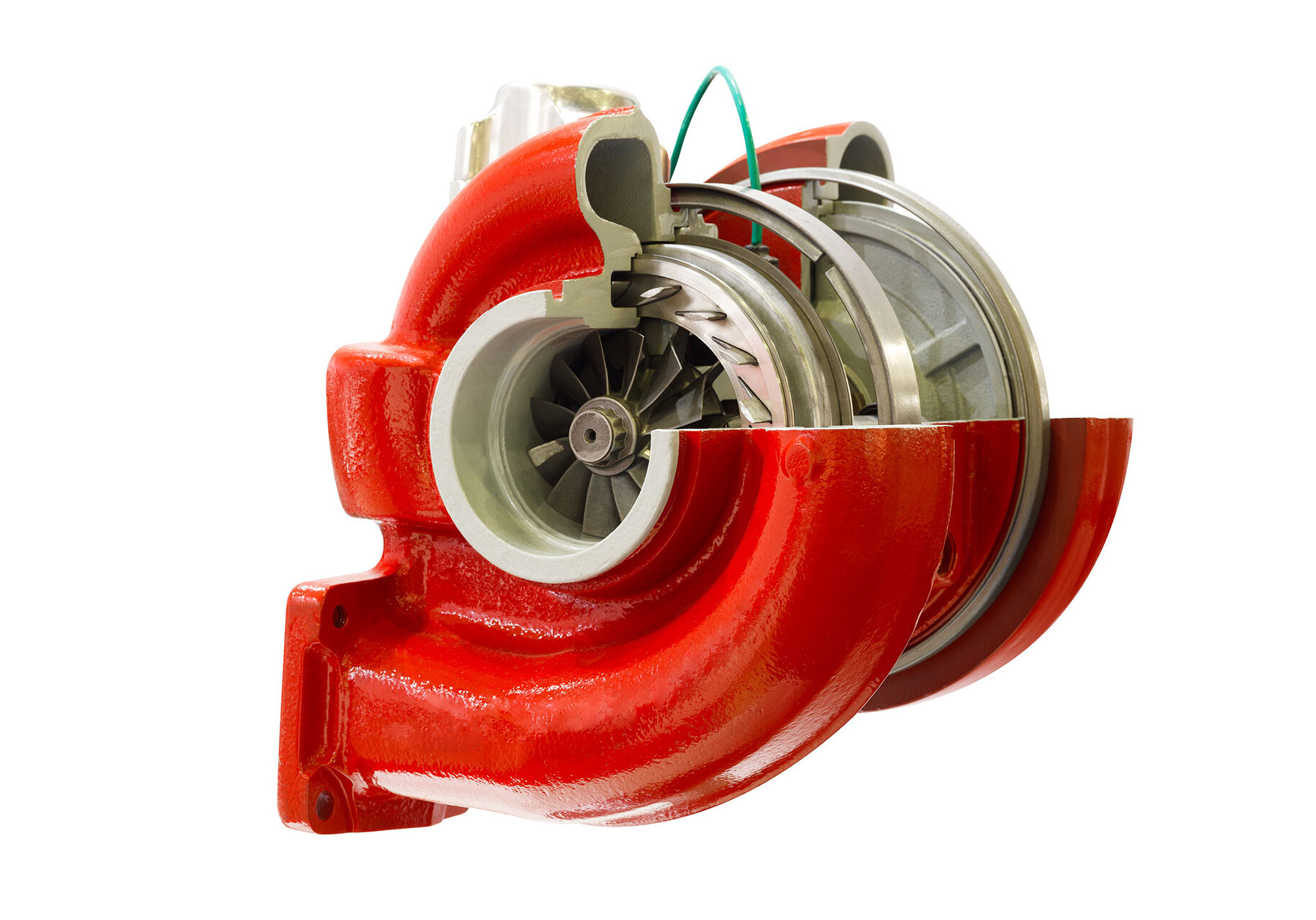 titanium-turbocharger-wheels-for-industrial-heavy-machinery